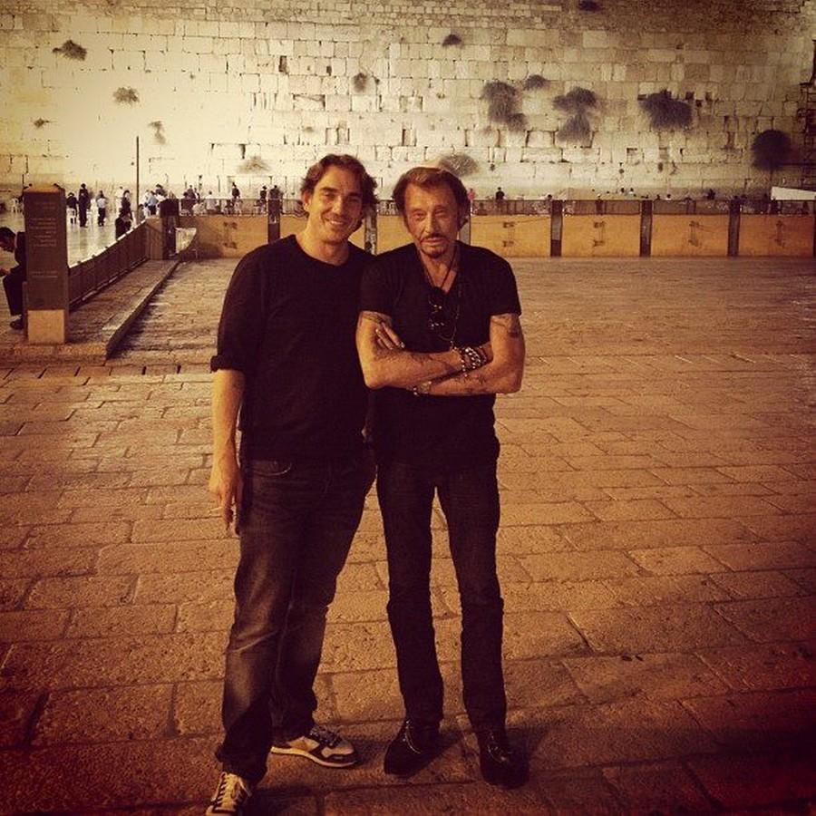 LES CONCERTS DE JOHNNY 'TEL AVIV, ISRAEL 2012' 54680410