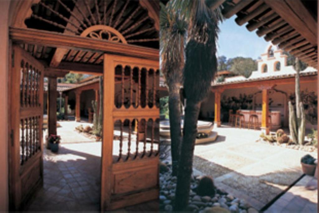 PROPRIETE OU A RESIDE JOHNNY HALLYDAY ( 2/10 ) 'LA LORADA' ( 1990-2000 ) 5910