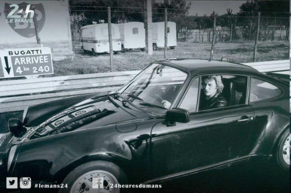 PORSCHE 911 SC DE JOHNNY HALLYDAY ( 1979 ) 5a280610