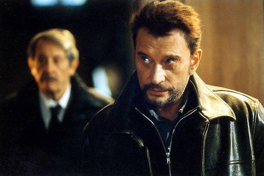 LES FILMS DE JOHNNY 'L'HOMME DU TRAIN' 2002 6-homm11
