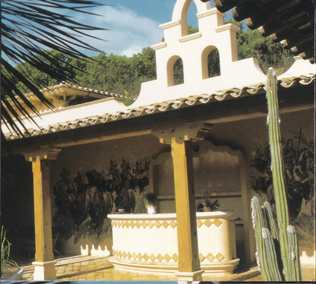 PROPRIETE OU A RESIDE JOHNNY HALLYDAY ( 2/10 ) 'LA LORADA' ( 1990-2000 ) 6010