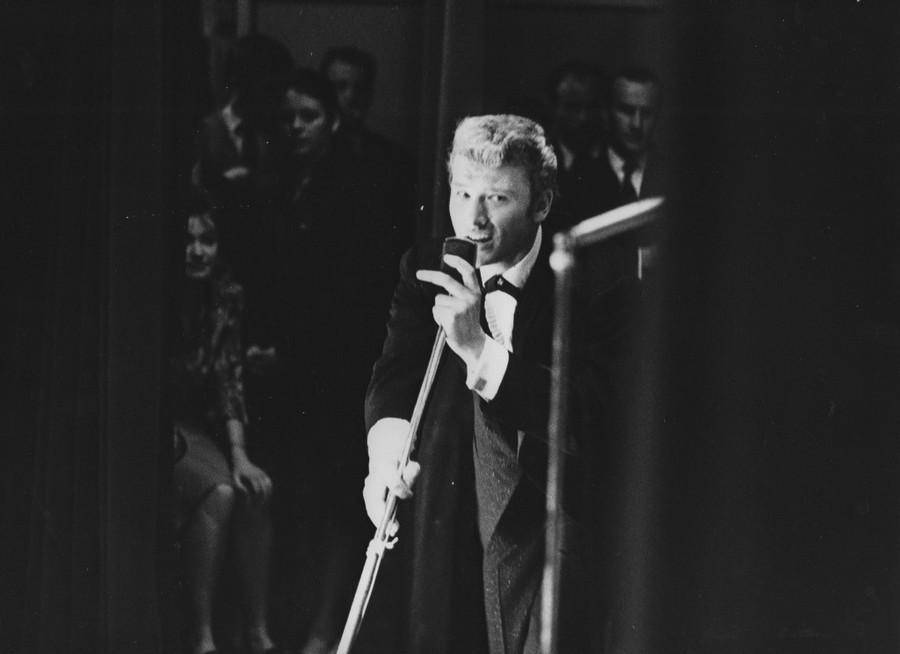 LES CONCERTS DE JOHNNY 'OLYMPIA 1961' 61-g0410
