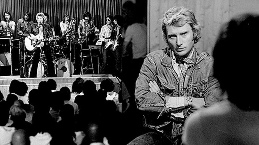 LES CONCERTS DE JOHNNY 'PRISON DE BOCHUZ, SUISSE 1974' 62410