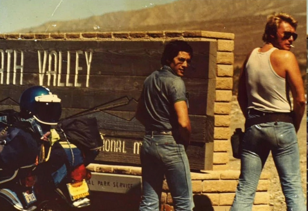 KAWASAKI 900 Z1 DE JOHNNY HALLYDAY ( 1974 ) 64631810