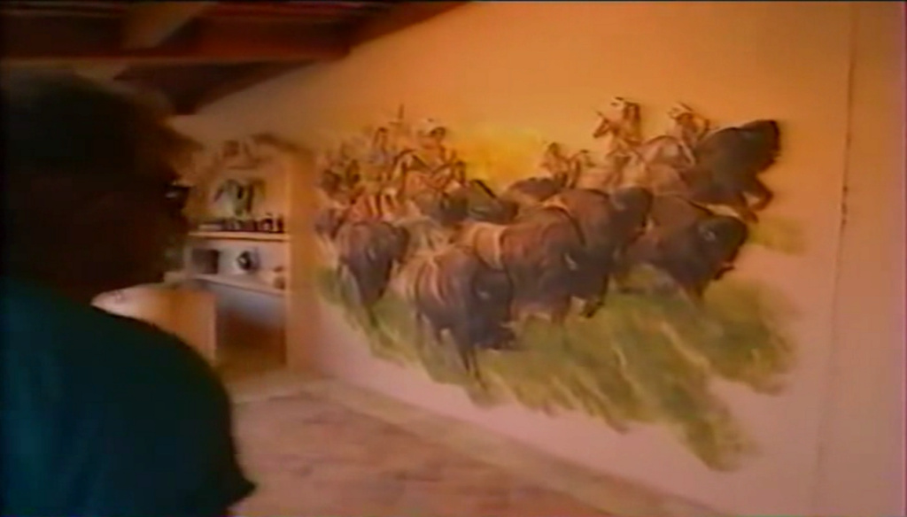 PROPRIETE OU A RESIDE JOHNNY HALLYDAY ( 2/10 ) 'LA LORADA' ( 1990-2000 ) 6611
