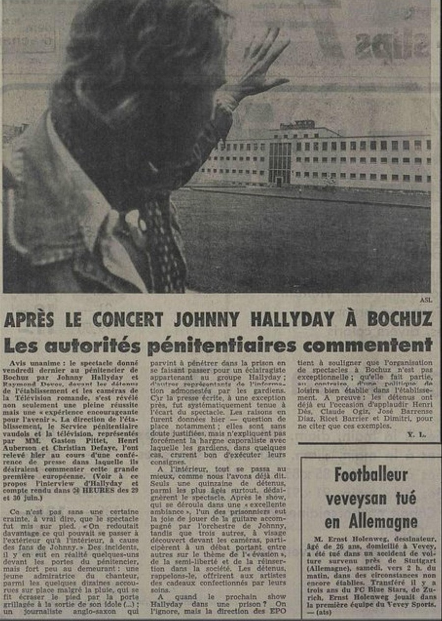 LES CONCERTS DE JOHNNY 'PRISON DE BOCHUZ, SUISSE 1974' 67xaub10