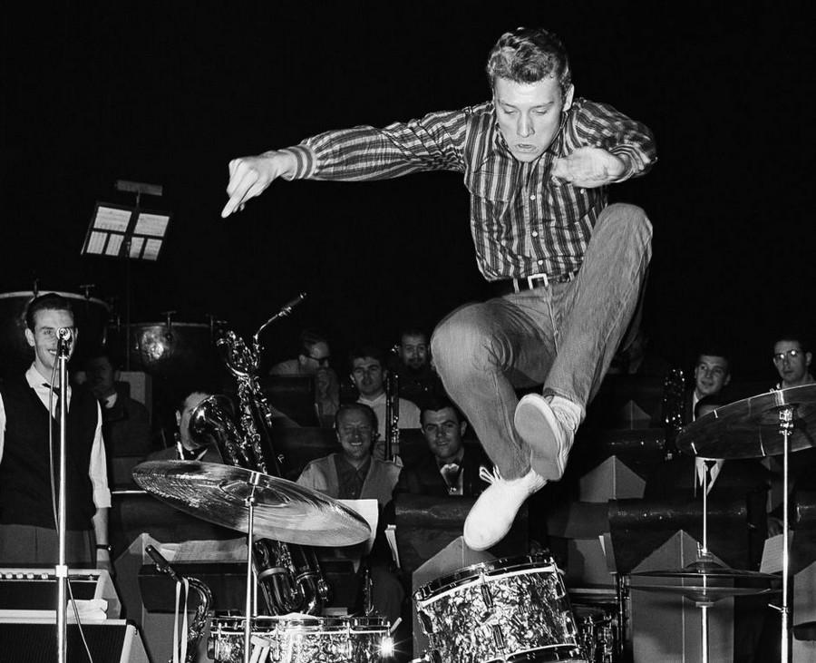 LES CONCERTS DE JOHNNY 'OLYMPIA DE PARIS 1962' 68989010