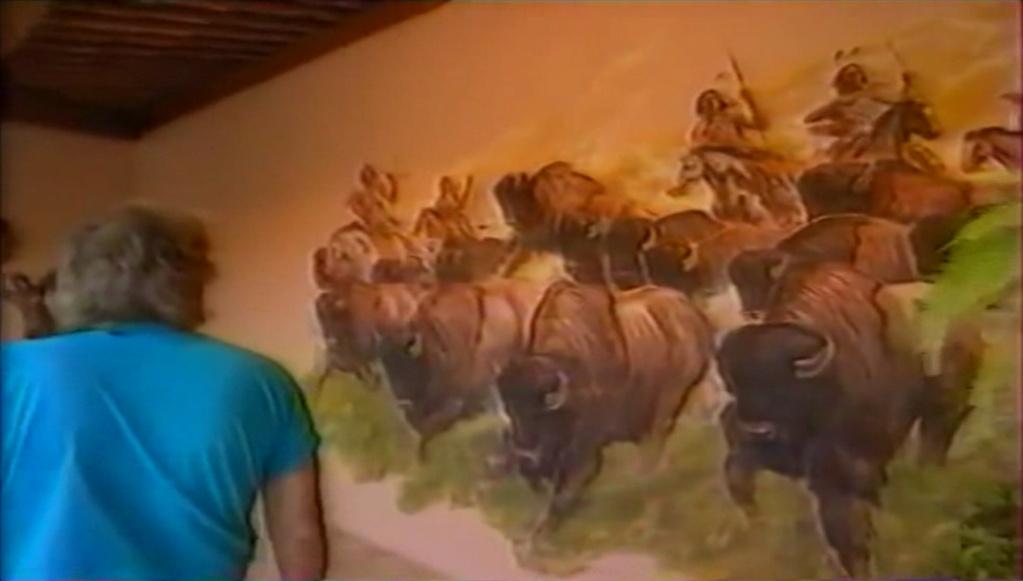 PROPRIETE OU A RESIDE JOHNNY HALLYDAY ( 2/10 ) 'LA LORADA' ( 1990-2000 ) 7011