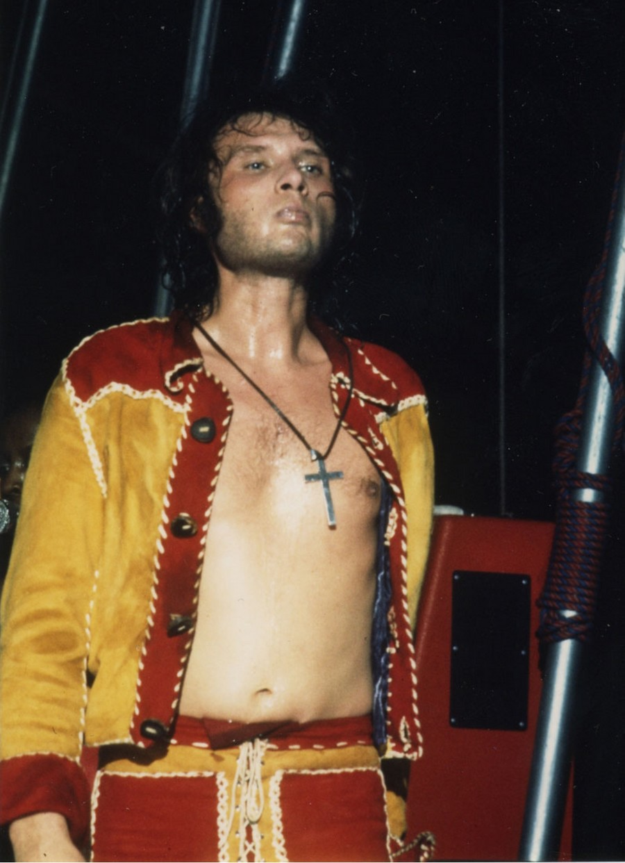 LES CONCERTS DE JOHNNY 'TOURNEE JOHNNY CIRCUS 1972' 72-g0112