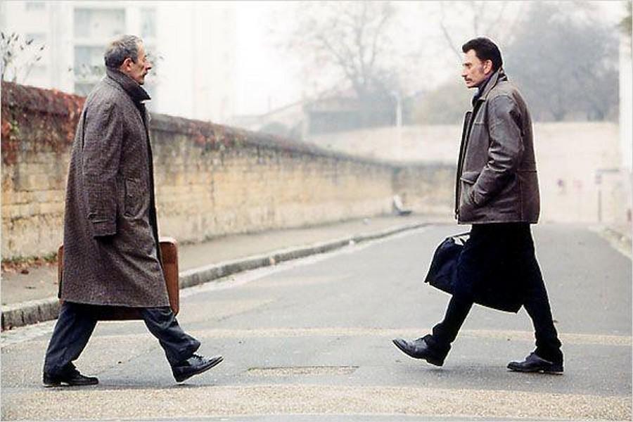 LES FILMS DE JOHNNY 'L'HOMME DU TRAIN' 2002 9-homm11