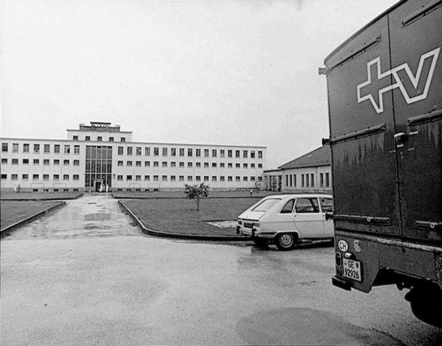 LES CONCERTS DE JOHNNY 'PRISON DE BOCHUZ, SUISSE 1974' 91412310