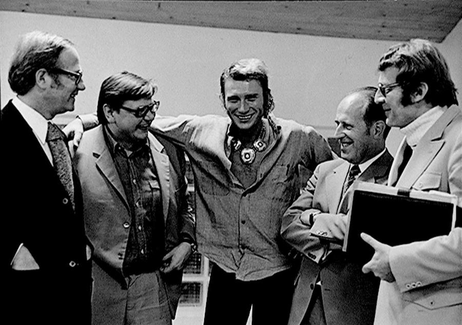 LES CONCERTS DE JOHNNY 'PRISON DE BOCHUZ, SUISSE 1974' 91413110