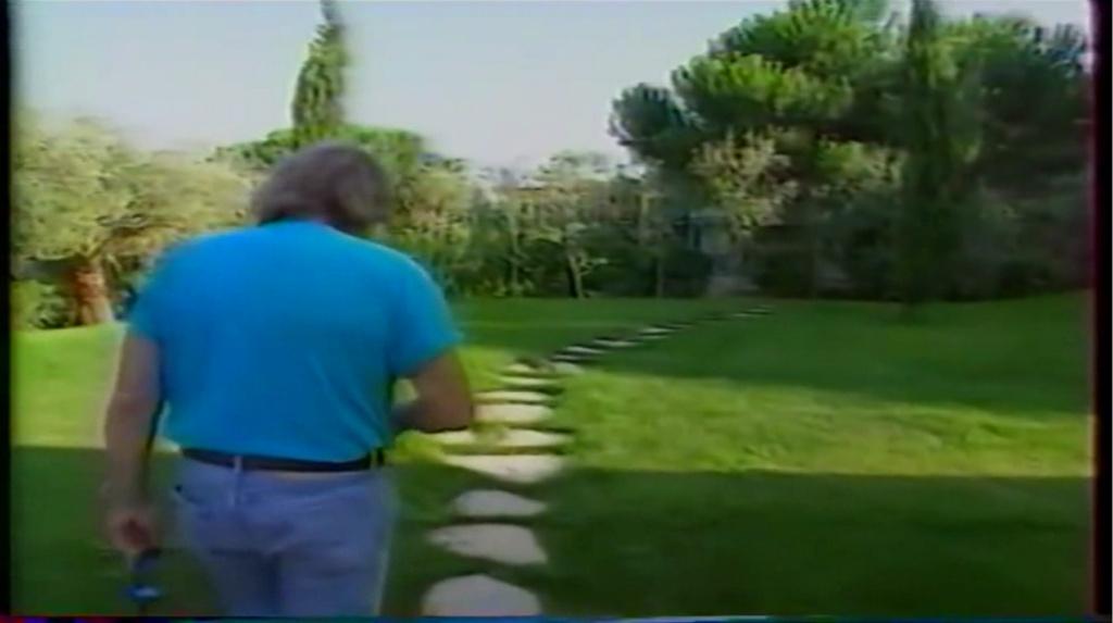 PROPRIETE OU A RESIDE JOHNNY HALLYDAY ( 2/10 ) 'LA LORADA' ( 1990-2000 ) 9510