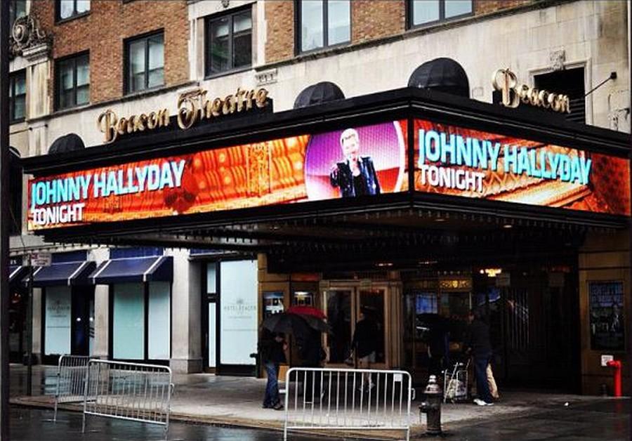 LES CONCERTS DE JOHNNY 'BEACON THEATRE, NEW YORK 2012' 95193810