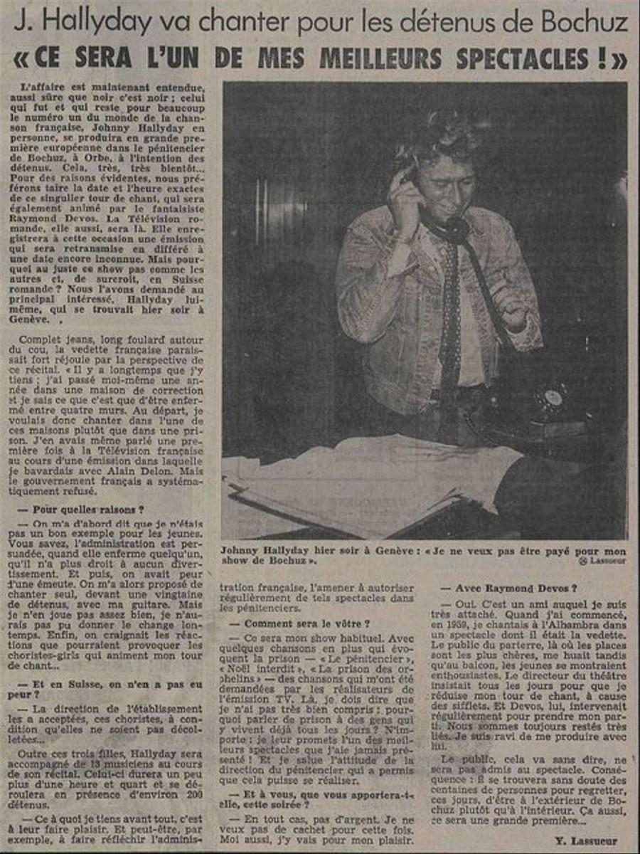 LES CONCERTS DE JOHNNY 'PRISON DE BOCHUZ, SUISSE 1974' A2ndq910