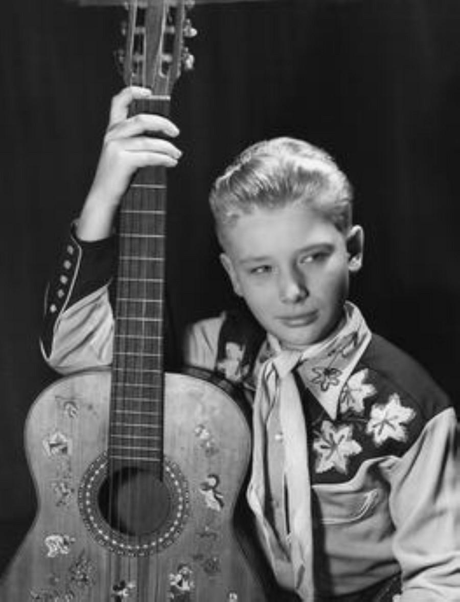 JOHNNY 'SES JEUNES ANNEES 1943-1959' Akg27512