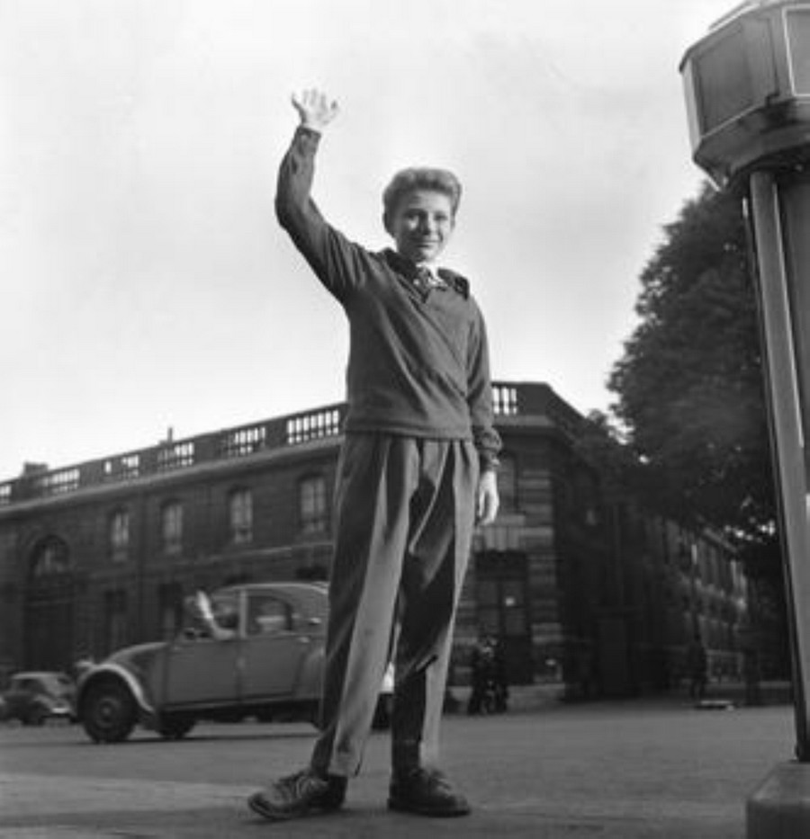 JOHNNY 'SES JEUNES ANNEES 1943-1959' Akg35711