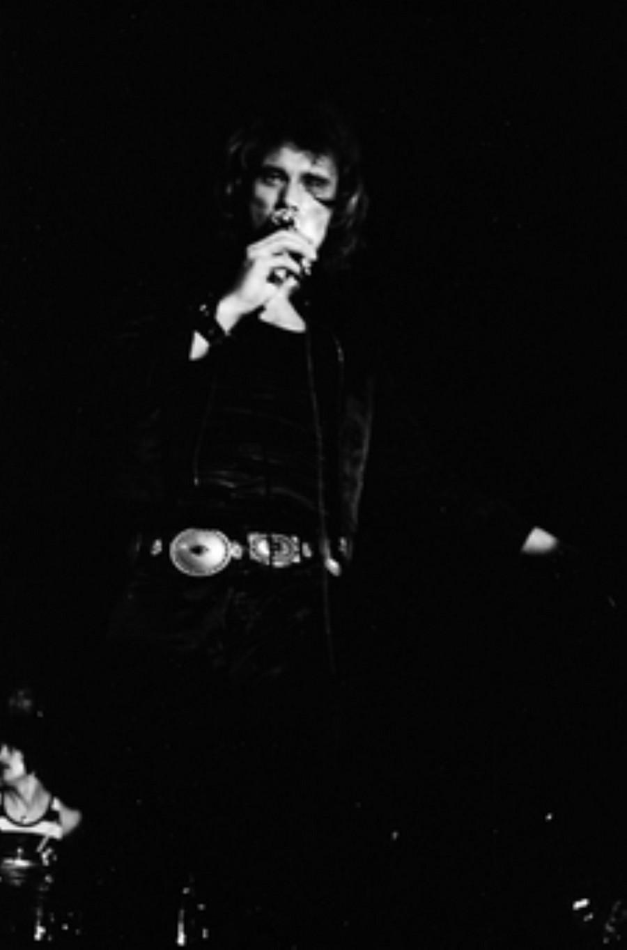 LES CONCERTS DE JOHNNY 'BESANCON 1971' Akg77021