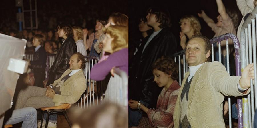 LES CONCERTS DE JOHNNY 'PAVILLON DE PARIS 1979' Akg77163