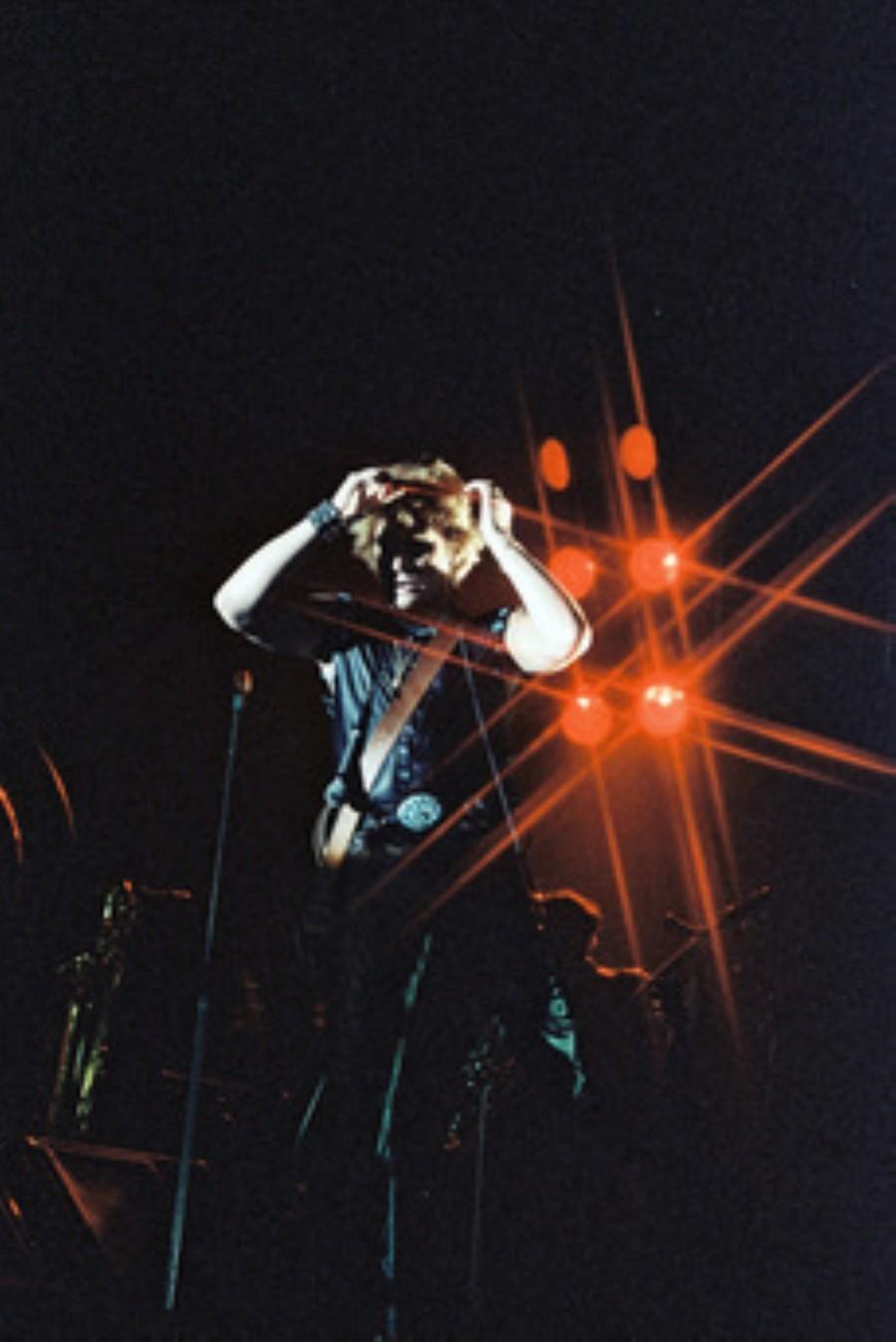 LES CONCERTS DE JOHNNY 'NANCY 1983' Akg77190