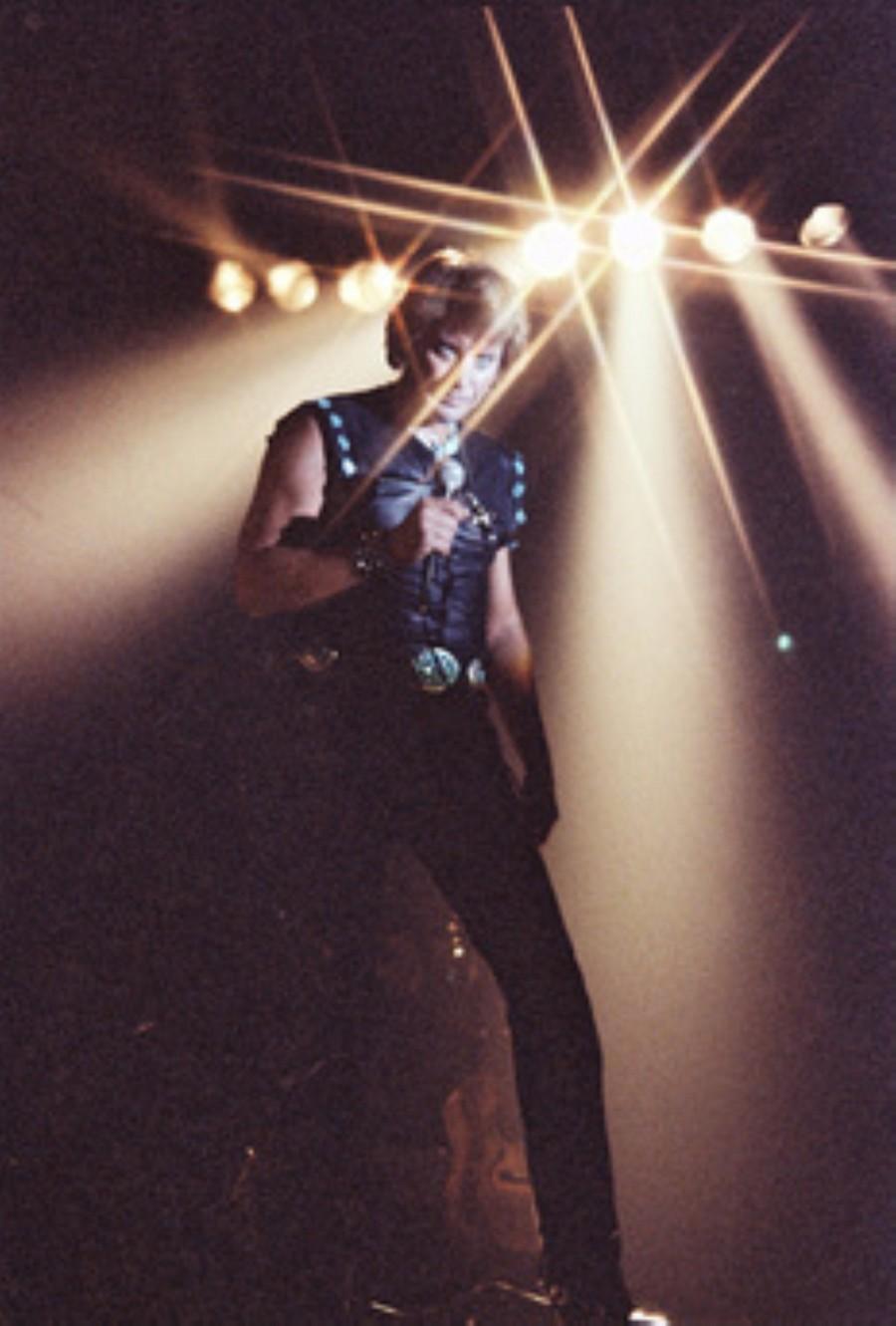 LES CONCERTS DE JOHNNY 'NANCY 1983' Akg77200