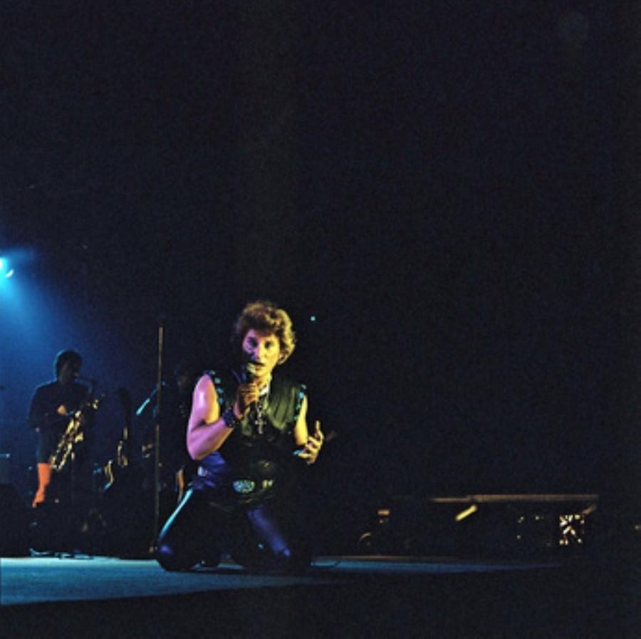 LES CONCERTS DE JOHNNY 'NANCY 1983' Akg77204