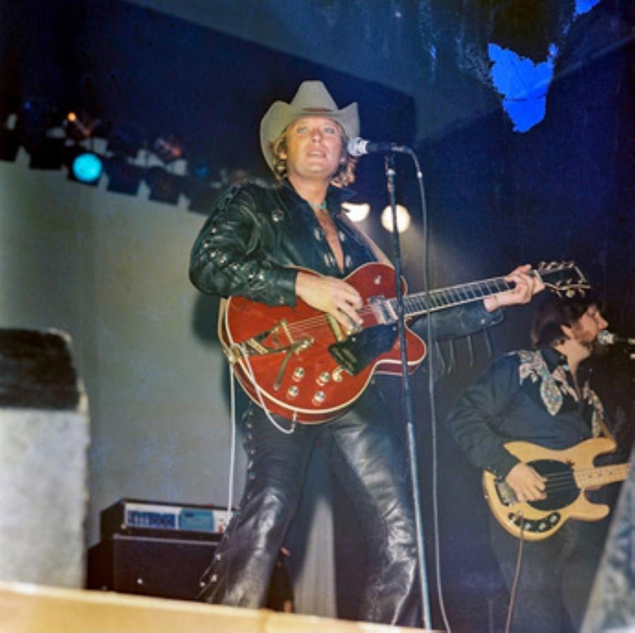 LES CONCERTS DE JOHNNY 'TOURNEE NIGHT RIDER BAND TOUR 1981' Akg77206