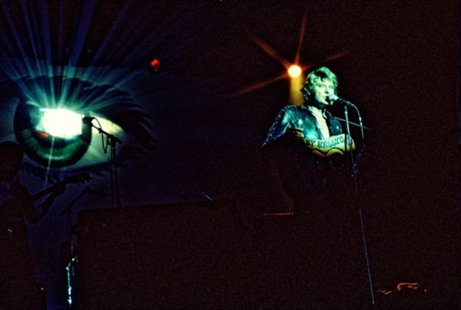 LES CONCERTS DE JOHNNY 'TOURNEE NIGHT RIDER BAND TOUR 1981' Akg77207