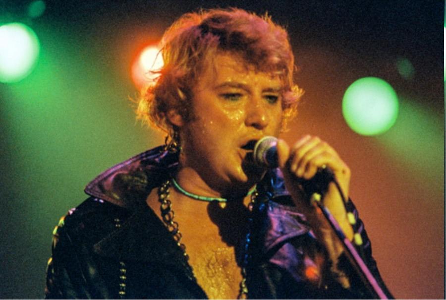 LES CONCERTS DE JOHNNY 'TOURNEE NIGHT RIDER BAND TOUR 1981' Akg77210