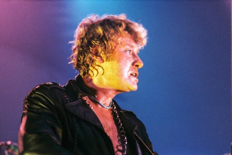 LES CONCERTS DE JOHNNY 'TOURNEE NIGHT RIDER BAND TOUR 1981' Akg77211