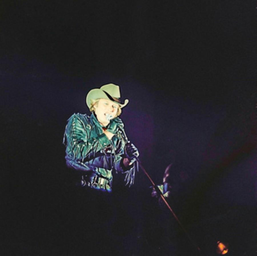 LES CONCERTS DE JOHNNY 'TOURNEE NIGHT RIDER BAND TOUR 1981' Akg77212