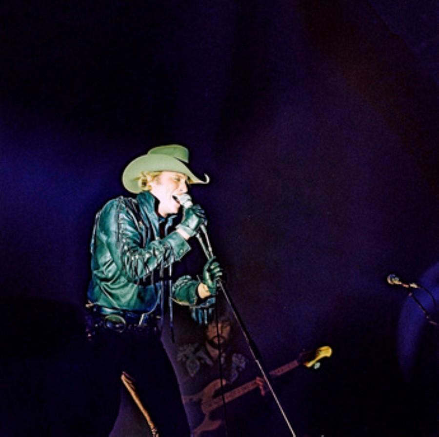 LES CONCERTS DE JOHNNY 'TOURNEE NIGHT RIDER BAND TOUR 1981' Akg77213