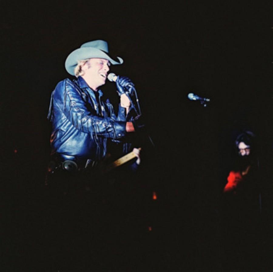 LES CONCERTS DE JOHNNY 'TOURNEE NIGHT RIDER BAND TOUR 1981' Akg77214
