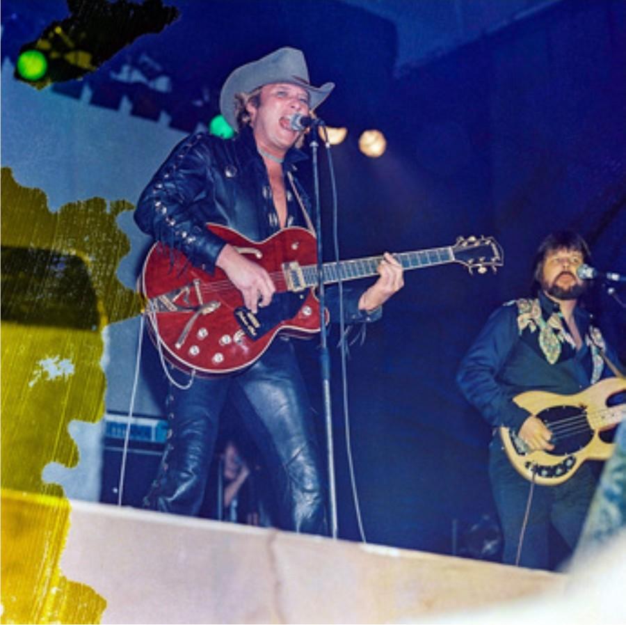 LES CONCERTS DE JOHNNY 'TOURNEE NIGHT RIDER BAND TOUR 1981' Akg77215