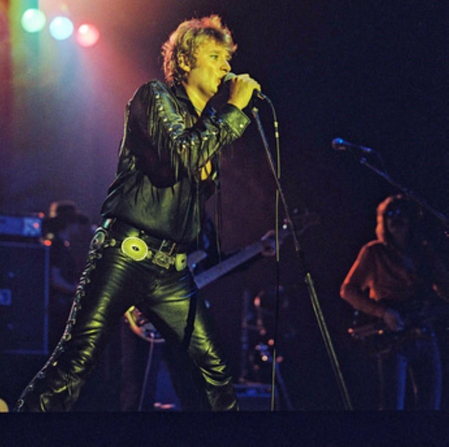 LES CONCERTS DE JOHNNY 'TOURNEE NIGHT RIDER BAND TOUR 1981' Akg77216