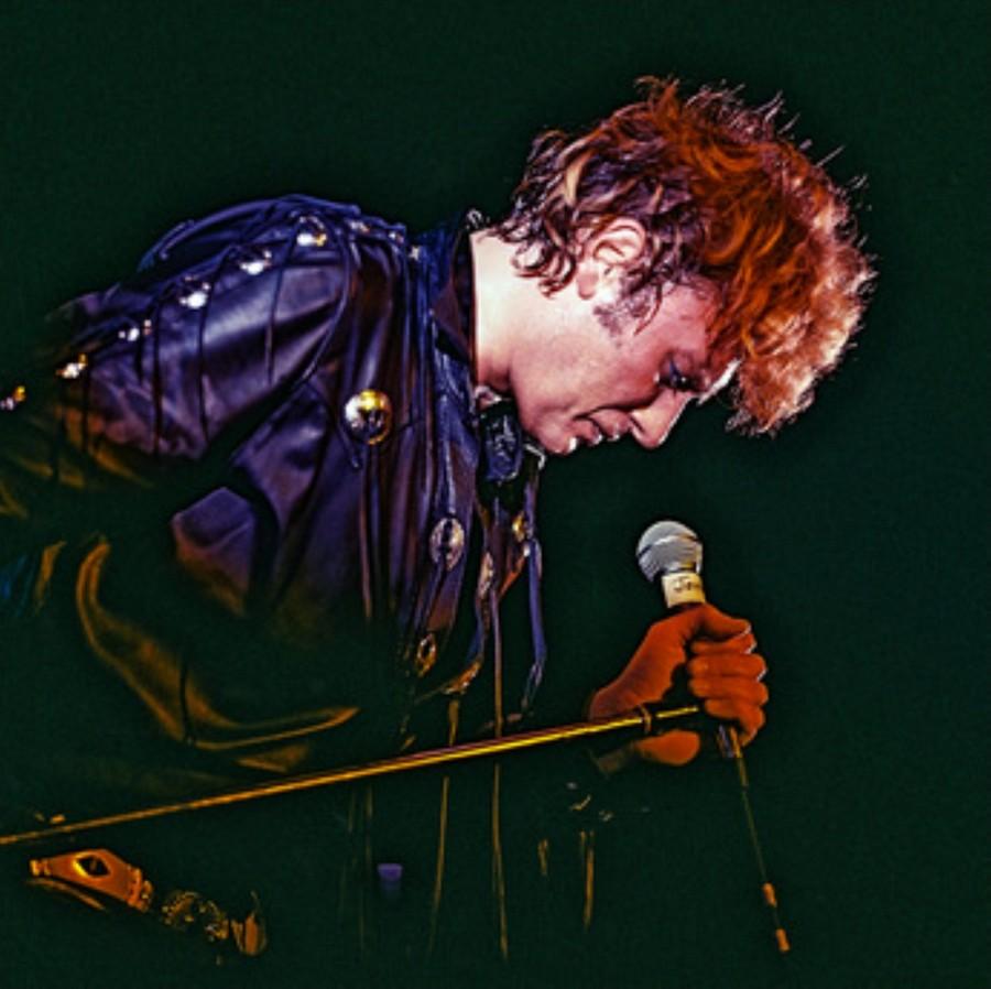LES CONCERTS DE JOHNNY 'TOURNEE NIGHT RIDER BAND TOUR 1981' Akg77218