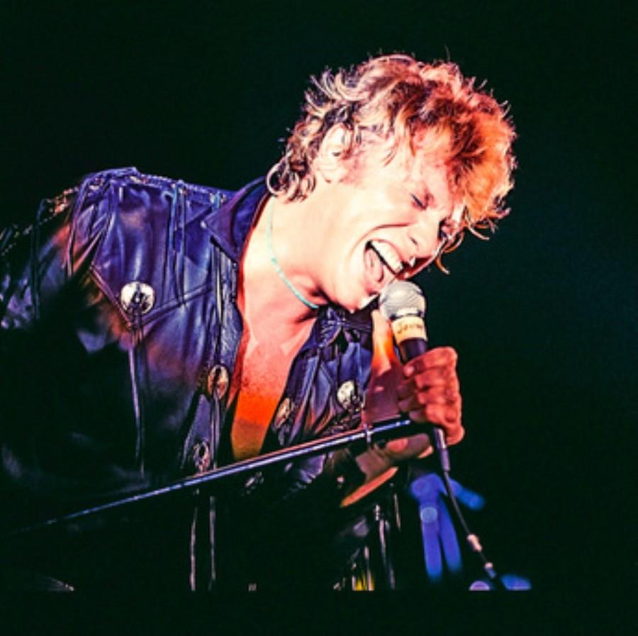 LES CONCERTS DE JOHNNY 'TOURNEE NIGHT RIDER BAND TOUR 1981' Akg77219