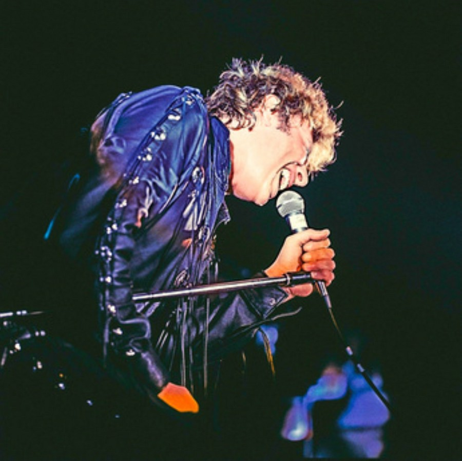 LES CONCERTS DE JOHNNY 'TOURNEE NIGHT RIDER BAND TOUR 1981' Akg77221