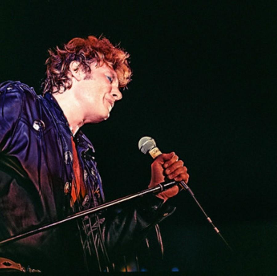 LES CONCERTS DE JOHNNY 'HIPPODROME DE PANTIN 1981' Akg77732