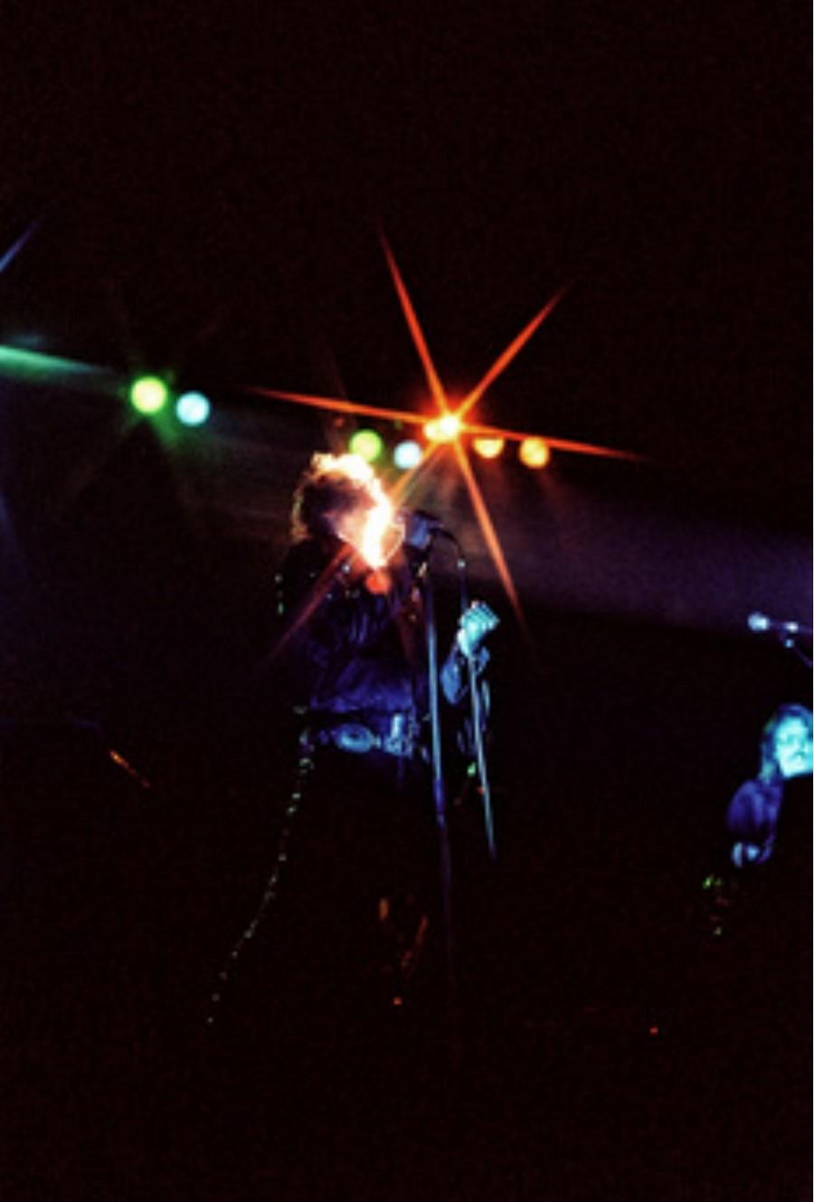 LES CONCERTS DE JOHNNY 'HIPPODROME DE PANTIN 1981' Akg77744