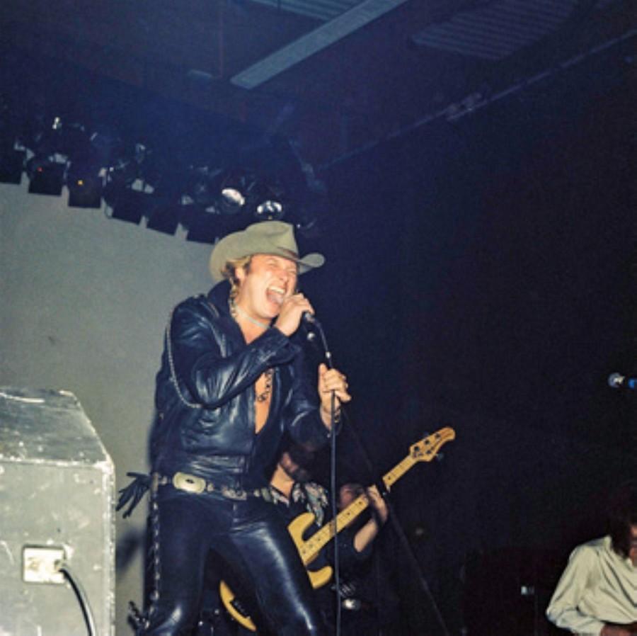 LES CONCERTS DE JOHNNY 'TOURNEE NIGHT RIDER BAND TOUR 1981' Akg77760