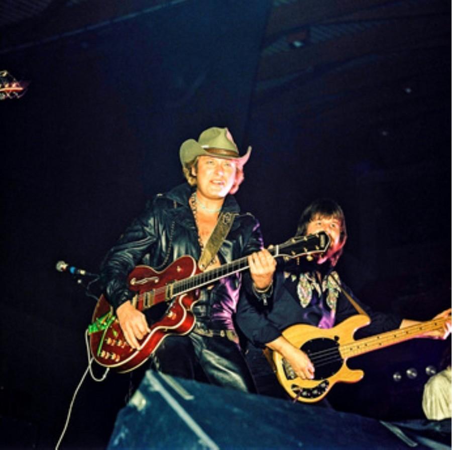 LES CONCERTS DE JOHNNY 'TOURNEE NIGHT RIDER BAND TOUR 1981' Akg77761