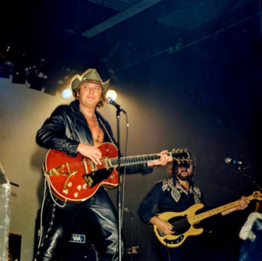 LES CONCERTS DE JOHNNY 'TOURNEE NIGHT RIDER BAND TOUR 1981' Akg77762