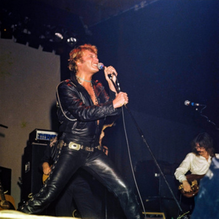 LES CONCERTS DE JOHNNY 'TOURNEE NIGHT RIDER BAND TOUR 1981' Akg77763