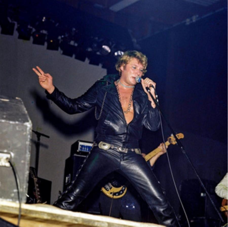 LES CONCERTS DE JOHNNY 'TOURNEE NIGHT RIDER BAND TOUR 1981' Akg77765