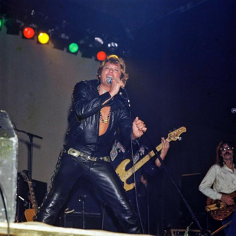 LES CONCERTS DE JOHNNY 'TOURNEE NIGHT RIDER BAND TOUR 1981' Akg77766