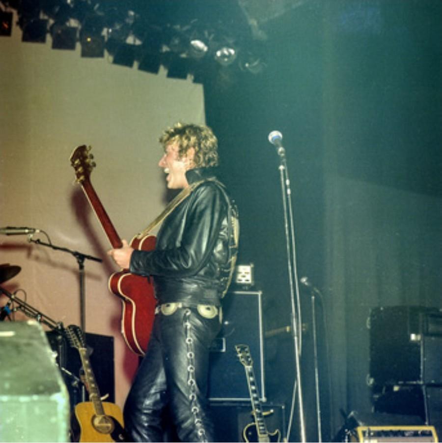 LES CONCERTS DE JOHNNY 'TOURNEE NIGHT RIDER BAND TOUR 1981' Akg77767