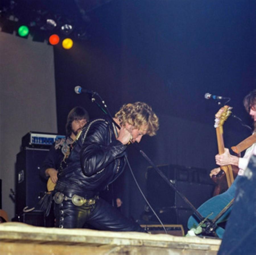 LES CONCERTS DE JOHNNY 'TOURNEE NIGHT RIDER BAND TOUR 1981' Akg77769