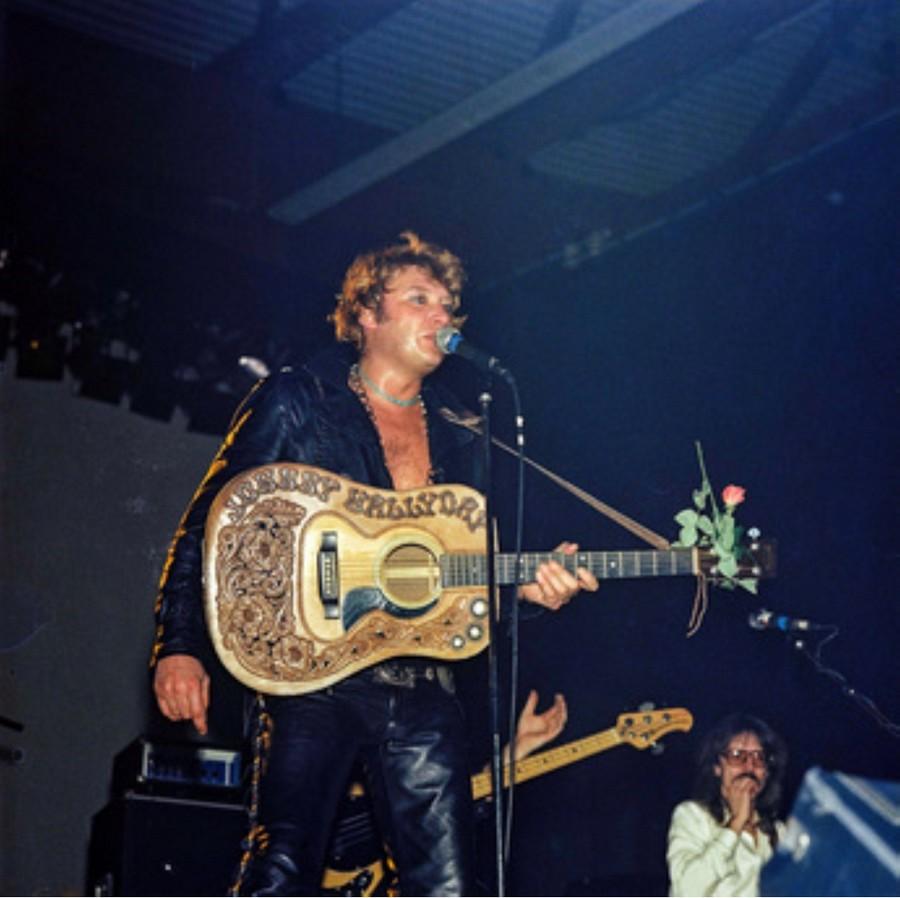 LES CONCERTS DE JOHNNY 'TOURNEE NIGHT RIDER BAND TOUR 1981' Akg77771