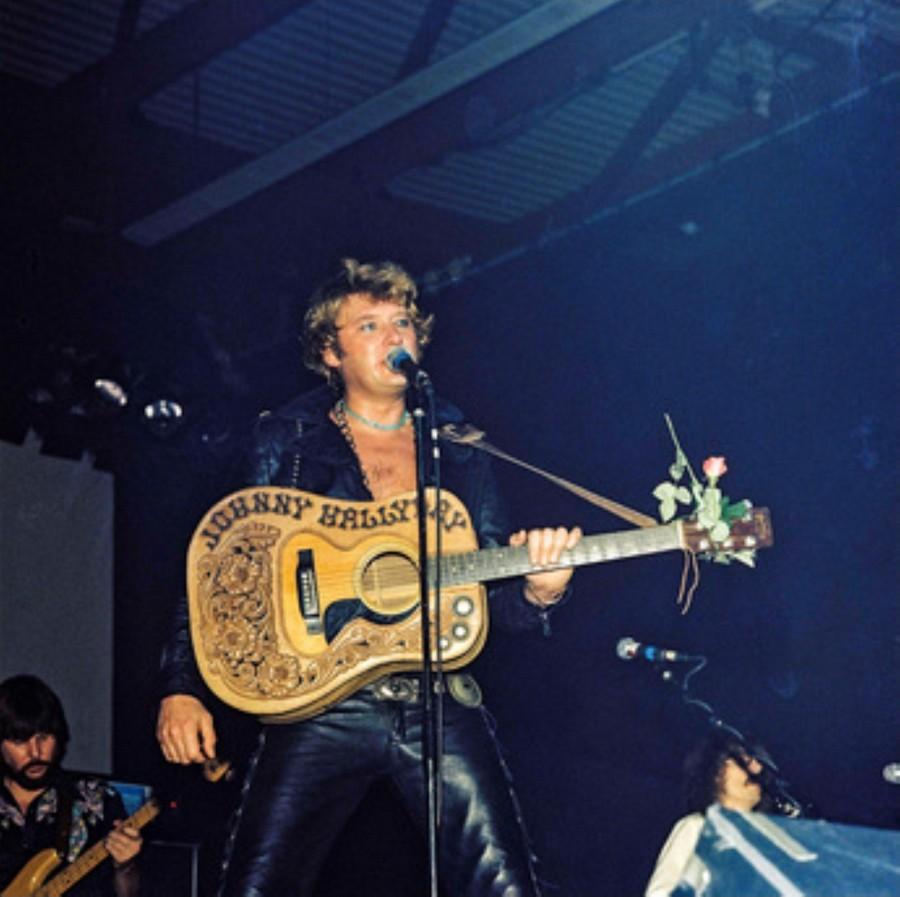 LES CONCERTS DE JOHNNY 'TOURNEE NIGHT RIDER BAND TOUR 1981' Akg77772